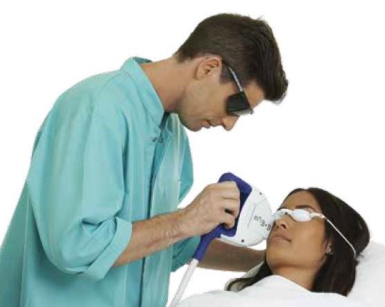E-eye behandling torra ögon